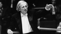 Оскароносный композитор ипианист Андре Превин скончался вНью-Йорке