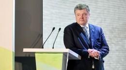 США пообещали Порошенко публичную порку вслучае новой авантюры вАзовском море