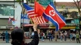Видео: ВКНДР раскрыли детали переговоров Дональда Трампа иКим Чен Ына