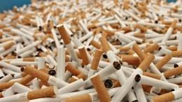 Новые правила маркировки сигарет вступили вРоссии