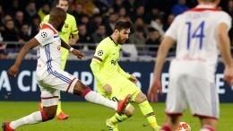 «Барселона»— «Лион». Где смотреть онлайн матч Лиги чемпионов УЕФА 13марта