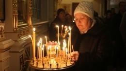 2марта православные вРФотмечают Вселенскую родительскую субботу