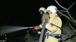 «Ведрами тушили»: Житель дагестанского села Тисси-Ахитли рассказал острашном пожаре