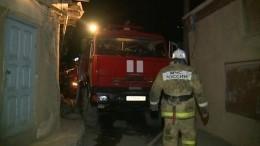 «Горжусь своим населением»: Глава Цумадинского района Дагестана отушении пожара