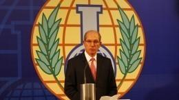 Миссия ОЗХО подтвердила применение хлора всирийской Думе