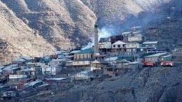Потерявшие дома при пожаре вДагестане получат по100 тысяч рублей
