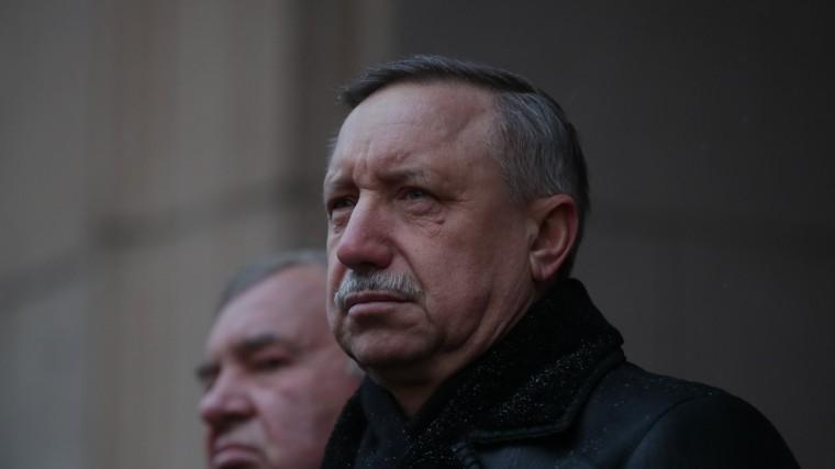 Глава Петербурга принес соболезнования всвязи сосмертью Жореса Алферова