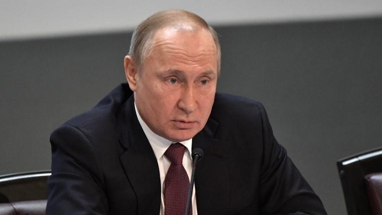 Владимир Путин выразил соболезнования всвязи сосмертью Жореса Алферова