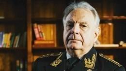 «Как вморе корабли»— адмирал Касатонов овстрече судов России иСША вБосфоре
