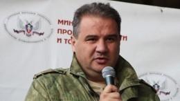 Ростовская пресса сообщает обаресте экс-соратника Захарченко
