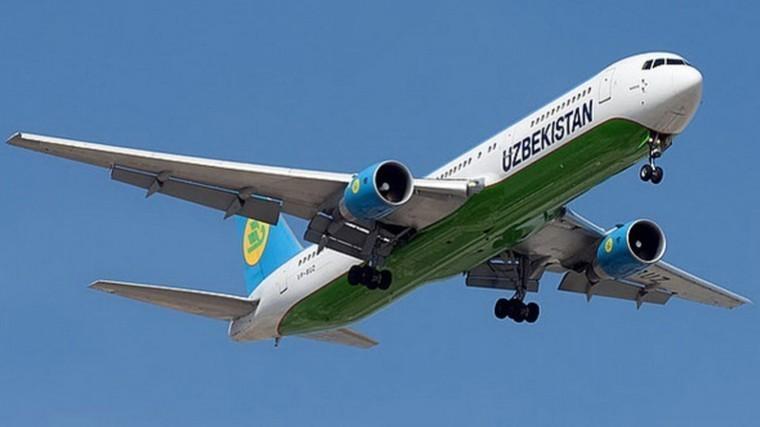 Самолет вылетел изПулково вТашкент спустя сутки после инцидента ваэропорту