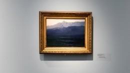 Линейку сувениров помотивам похищенной картины Куинджи запустили вРусском музее
