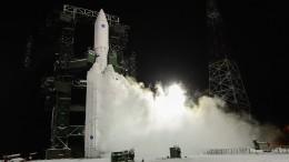 Минобороны заказало ракеты «Ангара» для пусков сВосточного