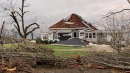 Видео: Число жертв страшного торнадо вСША выросло до14 человек