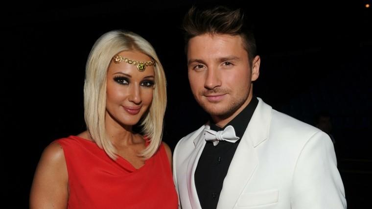 Сергей Лазарев поставил синяк экс-возлюбленной Лере Кудрявцевой