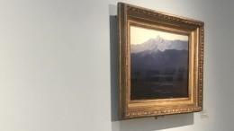 Главный экспонат: Что рассказали реставраторы осостоянии картины Куинджи