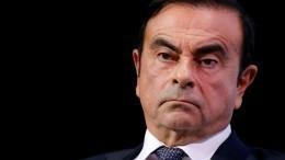 Экс-главу Nissan освободят под залог в9 миллионов долларов