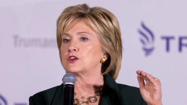 Хиллари Клинтон небудет баллотироваться впрезиденты США в2020 году
