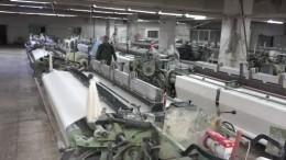 Крупнейшая ткацкая фабрика вСирии наращивает объемы— видео