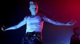 The Prodigy отменили концерты вРоссии после смерти Кита Флинта