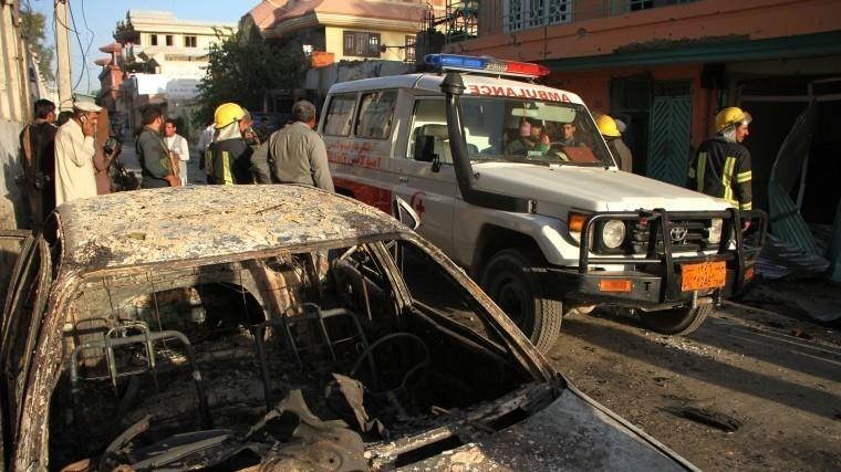 Взрыв прогремел вафганском Джелалабаде