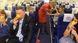 Наборту рейса Москва-Пхукет сработала система аварийной подачи кислорода
