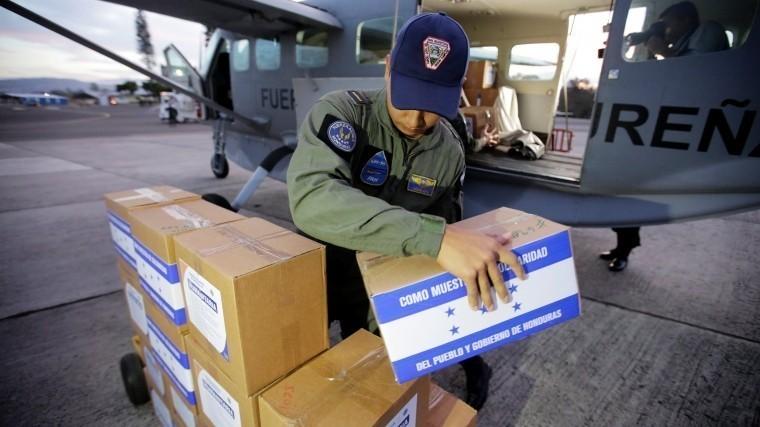 МИД РФ: Ущерб для Венесуэлы отсанкций США непокрыть гуманитарной помощью