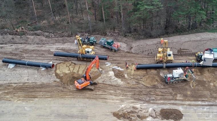 Возбуждено дело омошенничестве при строительстве газопровода вЛенобласти