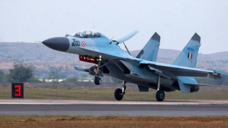 Нью-Дели опроверг утверждения Исламабада осбитом истребителе Су-30