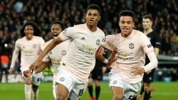 Видео: «Манчестер Юнайтед» сенсационно выбил «ПСЖ» изЛиги Чемпионов