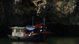 Китайское судно протаранило ипотопило вьетнамскую рыболовецкую лодку