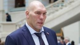 Валуев требует найти браконьеров, убивших под Петербургом беременную лосиху