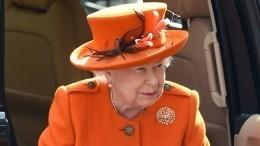 Фото: Елизавета II сделала свой первый пост вInstagram