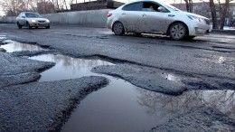 ОНФ подвел итоги шести месяцев работы мобильного приложения «Убитые дороги»