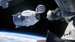 Видео: Dragon-2 Илона Маска успешно приводнился уберегов Флориды