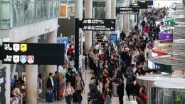 Несколько сотен туристов немогут вылететь изТаиланда