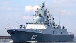 Британцев испугало «галлюциногенное оружие» фрегата «Адмирал Горшков»