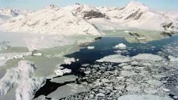 Темпы потепления российской Арктики бьют рекорды