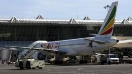 Наборту лайнера, упавшего вЭфиопии, находились пассажиры из33 стран