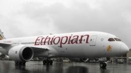 Наборту разбившегося вЭфиопии самолета было трое россиян— Ethiopian Airlines