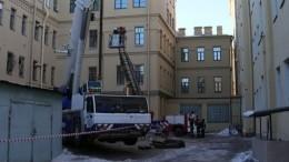 Смольный потребовал восстановить корпус ИТМО вПетербурге до2021 года