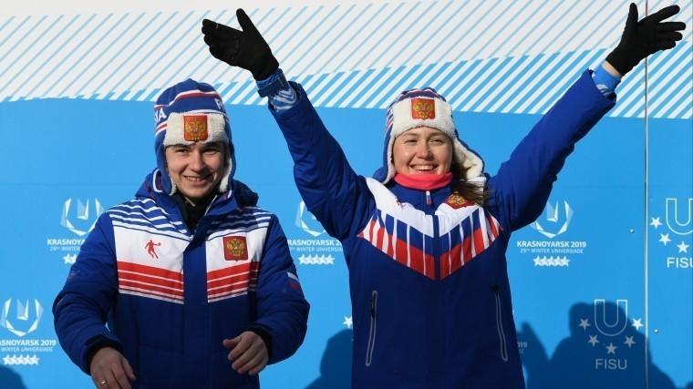 Путин поздравил российских спортсменов, завоевавших золото наУниверсиаде