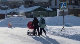 Восьмилетний ребенок насмерть замерз всугробе— его неискали целые сутки