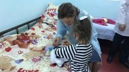 Детский омбудсмен рассказала осостоянии здоровья московской девочки-маугли