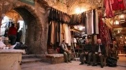 ВСирии восстанавливают отнесенный квсемирному наследию ЮНЕСКО рынок Аль-Мадина