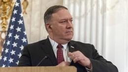 Обвиняя «Роснефть», Помпео раскрыл планы США на«черное золото» Венесуэлы