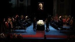 «Ониграл допоследнего дня»: Евгений Князев обушедшем изжизни Владимире Этуше