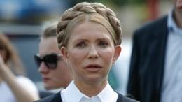 Видео: Юлия Тимошенко обвинила Петра Порошенко вобмане избирателей