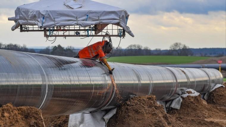 Nord Stream 2 AG ответила напризыв Европарламента остановить «Северный поток—2»