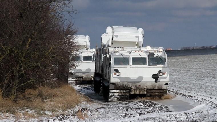 Россия разворачивает ПВО вАрктике для защиты Северного морского пути